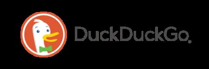 DuckDuckGo Logo- Horizontal@2x